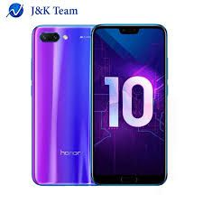Huawei Honor 10 Specification Features Huawei Android Features Dual Sim