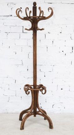 Porte-manteau Thonet 1900