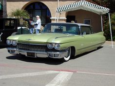 60 Flat Top Cadillac