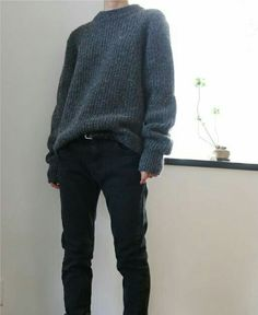 Best Mens style looks! Fashion Mode, Aesthetic Fashion, Aesthetic Clothes, Look Fashion, Korean Fashion, Fashion Outfits, Mens Grunge Fashion, Grunge Men, Fashion Shoes
