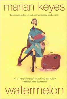 every book she's done mixes humor with deep subject matter. i love the way british people write!