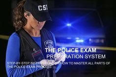 If you are searching for a service that offers police exam questions to help you prepare for the police test, you should choose a service with good experience. Also, make sure that the service has a standard study material that has helped many candidates get through the police entrance exam with ease. #policeexamprep