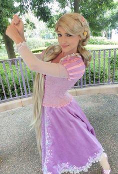 Rapunzel's pan practice. Gotta keep those skills up!  @d_for-disneydiary
