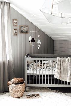 Baby Barn, Baby Bedroom, Bedroom Inspo, Kidsroom, Room Interior, Home Art, Cribs, Nursery, House