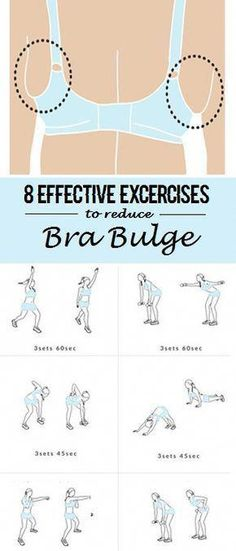 8 Simple Exercises to get Rid of Back Fat – Page 2 of 3 Bridge Knee Lift: The bridge knee lift is a useful exercise for toning the lower back, butt, hips, inner thighs and hip – 30 Days Workout Challenge Fitness Workouts, Easy Workouts, At Home Workouts, Fitness Motivation, Exercise Motivation, Sport Motivation, Yoga Fitness, Fitness Hacks, Fitness Pal