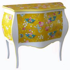 #Relooking_mobilier - #Furniture_makeover | #Commode | #chest_of_drawers