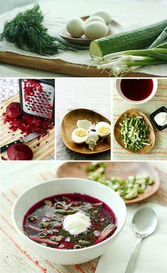 A Soup for July | betacyanin