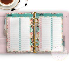 A5 at a glance, Month at a glance printable A5 insert, Birthday organizer, Important dates, A5 month planner, Undated month, PAW120 de PrintableArtWishes en Etsy https://www.etsy.com/es/listing/546867456/a5-at-a-glance-month-at-a-glance
