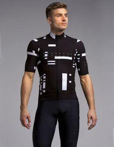 19eda8575 Full Gas Aero   Locals UTD Jersey   M   - Black Cycling Gear