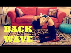 Belly dance floor work: how to work on the back wave from a kneeling position ~ Free belly dance classes online Belly Dancing Videos, Belly Dancing Classes, Dance Videos, Dance Choreography, Dance Moves, Dance Workouts, Tribal Fusion, Wobble Dance, Belly Dance Lessons