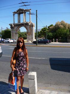 Arco de Adriano - Atenas