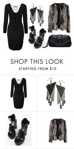 """Night Out"" by rebelsmarket-0 on Polyvore"