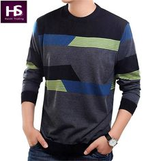 【 $13.80 & Free Shipping / Coupons 】O-Neck Sweater Mens Clothing Knit Wool Cashmere pullover Homme Casual Long Sleeve | Buying & Reviews on AliExpress