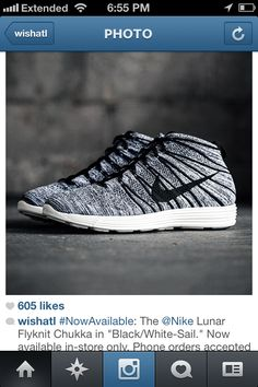 best service 3078d 29364 The Nike Lunar Flyknit Chukka will continue its reign over the category  this Saturday, August The shoe is set to hit in a couple different  colorways on that ...