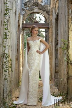 Chrystelle Atallah 2016 collection - Couture - http://www.flip-zone.com/Chrystelle-Atallah-6188