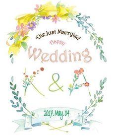 いいね!29件、コメント1件 ― @asuka.wedding0504のInstagramアカウント: 「私たちのウェディングロゴ 可愛くてお気に入り 何回も作り直して大変だったけど 納得のいくものが作れてよかった 色々なものに使えるといいなぁ * #ルージュブラン #結婚式 #結婚会場…」