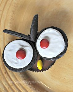 Adorable Candy Owl