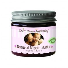 Earth Mama Angel Baby Nipple Butter http://bestcheapbabystuff.com/earth-mama/earth-mama-angel-baby-bottom-balm-review/