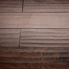 Bausen Hardwood Canyon Ranch Hickory Distressed Collection