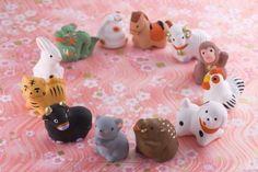 Japanese Zodiac - The Twelve Zodiac Signs: MIXA