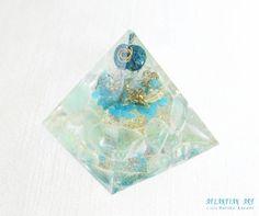 新作オルゴナイト♪|ATLANTIAN ART~天然石アクセサリー・点画・オルゴナイト
