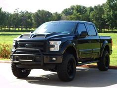 Check this bad boy out a 2015 Ford F150 Tuscany Black Ops edition. Inside and out this lifted F150 is built tough just like the Armed Forces. For every Tuscany Black Ops package built $200 will be donated to the Wounded Warrior Project.