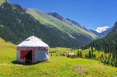 Şöyle bir yaşam sürebilseydim diyenler Kırgızistan