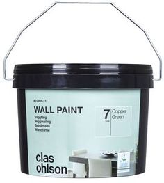 I think this would be a nice shade for the kitchen walls/ fridge wall