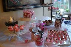 pink party decorations - Google Search