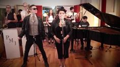 Postmodern Jukebox - Style [Taylor Swift Vintage Cover] I love everything about this.