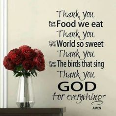 Thank you #God for everything!!