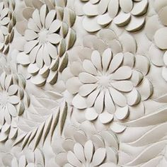 Helen Amy Murray's unique sculptural textiles by SpicySugar