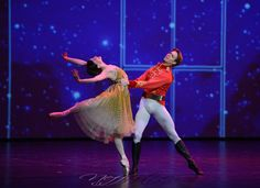 Anna Tsygankova and Matthew Golding in (I think) a pdd from Cinderella at the 2013 Ballet Dance Open Festival; (c) Neff Photo.