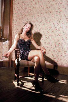 Vanessa Paradis photoshoot by Pierre Terrasson (1989)