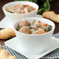 Gooseberry Patch Italian Wedding Soup Recipe