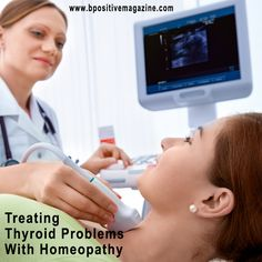 #Homeopathic Remedies to Correct #Thyroid Problems
