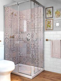 ▷ ideas para baños ⇒ dale un toque original a tu lavabo Bathroom Trends, Bathroom Wall Decor, Modern Bathroom Design, Bathroom Interior Design, Bathroom Renovations, Small Bathroom, Master Bathroom, Bathroom Ideas, White Bathroom Cabinets