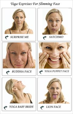 Facial Yoga :The Poses Is this for real or is this to make us look funny?