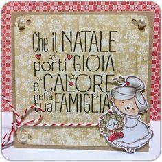 scrap stamping e fantasia: ancora Natale!