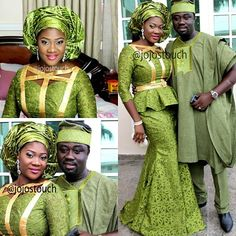 Mercy Johnson Okojie and husband look gorgeous at son's dedication ~Latest African Fashion, African Prints, African fashion styles, African clothing, Nigerian style, Ghanaian fashion, African women dresses, African Bags, African shoes, Nigerian fashion, Ankara, Kitenge, Aso okè, Kenté, brocade. ~DKK
