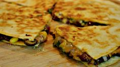 The Ultimate Vegetarian Quesadilla Recipe - YouTube