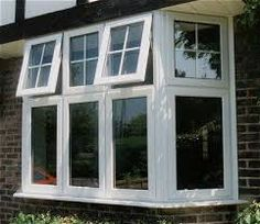 House Window Styles new living room windows - a bay window on a 1930s house with