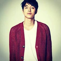 Gong Yoo. I love him, it's unbelievable how silly and attractive he is!