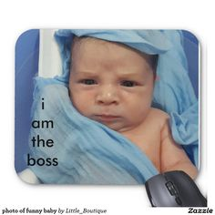 photo of funny baby