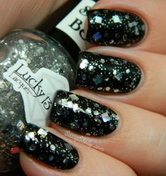 Sassy Shelly: Nails and Attitude: Lucky 13 Lacquer ~ All I Want for Christmas Collection