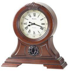 Bulova Marlborough Designers Choice Mantel Clock  B1998 *** Visit the image link more details.