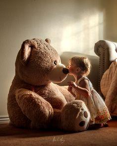 New Children Photography Cute Teddy Bears Ideas