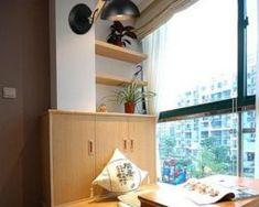 Vintage nastaviteľné nástenné svietidlo s drevom v čiernej farbe (1) Bookcase, Shelves, Retro, Vintage, Home Decor, Colors, Shelving, Decoration Home, Room Decor