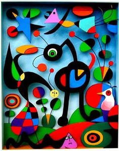Memorialblog65: Joan Miró...