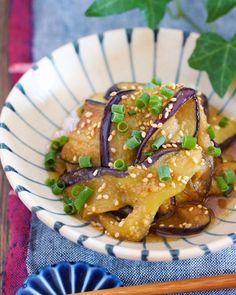 焼きなすのごまだく♡中華南蛮【#作り置き #やみつき】 by Yuu 「写真がきれい」×「つくりやすい」×「美味しい」お料理と出会えるレシピサイト「Nadia | ナディア」プロの料理を無料で検索。実用的な節約簡単レシピからおもてなしレシピまで。有名レシピブロガーの料理動画も満載!お気に入りのレシピが保存できるSNS。